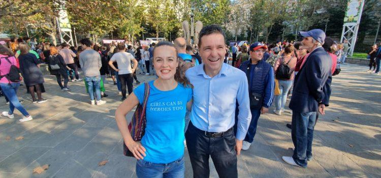 Marșul împotriva violenței asupra femeilor
