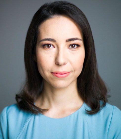 Ana Ciceală, consilier municipal USR, candidat USR la Primăria Sectorului 3